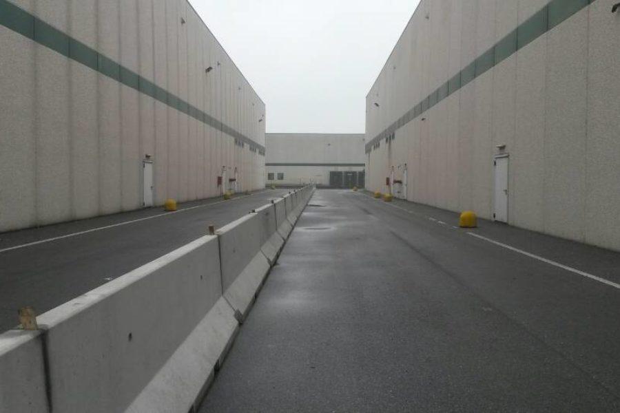 New Jersey zona industriale Milano